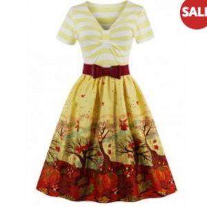 Dresses & Skirts - Cute retro vintage-inspired dress